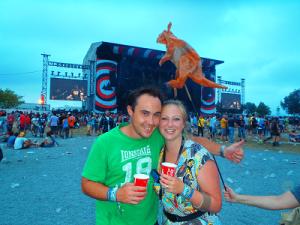 Never Ending Honeymoon | BBK Live Festival in 2013, Bilbao, Spain