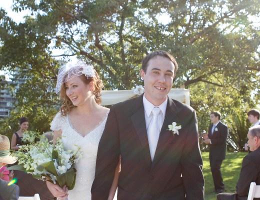 Never Ending Honeymoon   Our wedding, April 2012