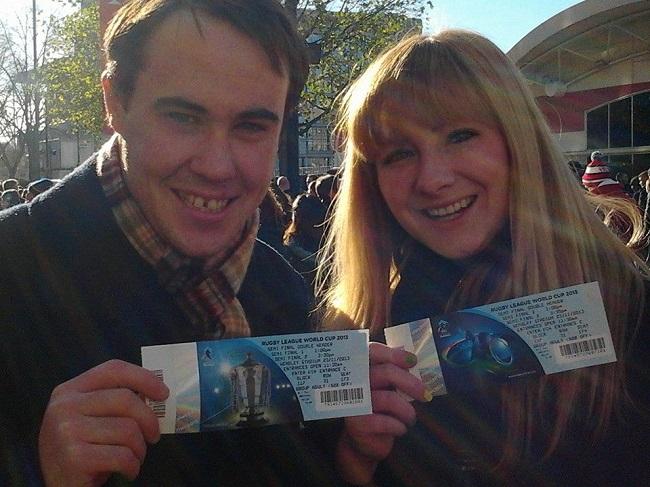 November Wembley Staduim