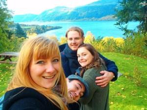 Never Ending Honeymoon | Loch Ness, Scotland. With Steve and Ala