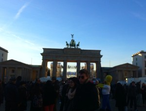 Never Ending Honeymoon | Brandenburg Tor, Berlin, Germany