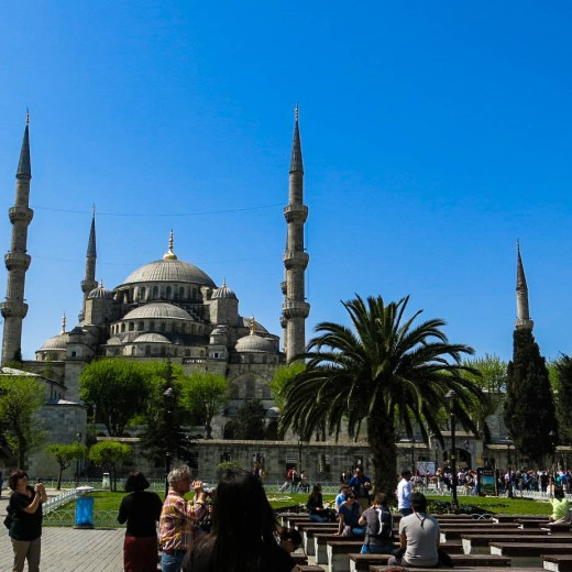 Never Ending Honeymoon | What to do and see in Istanbul, Turkey