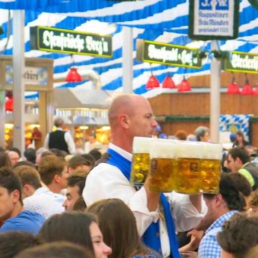 Never Ending Honeymoon | Munchener Fruhlingsfest (Munich's Spring Festival)