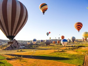 Never Ending Honeymoon   Two days in Cappadocia, Turkey