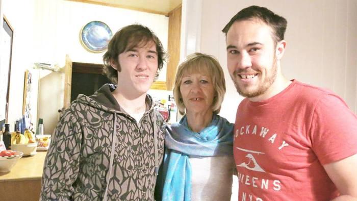 Daniel & family