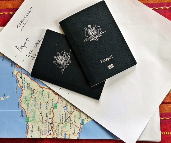 Never Ending Honeymoon | What to do when your passport is lost or stolen
