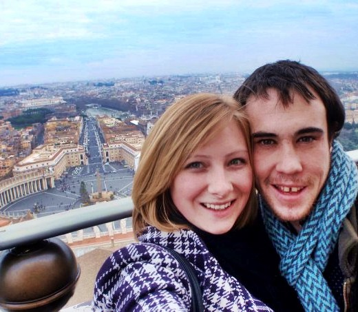 Never Ending Honeymoon | Jacqui and Dan's first trip to Europe