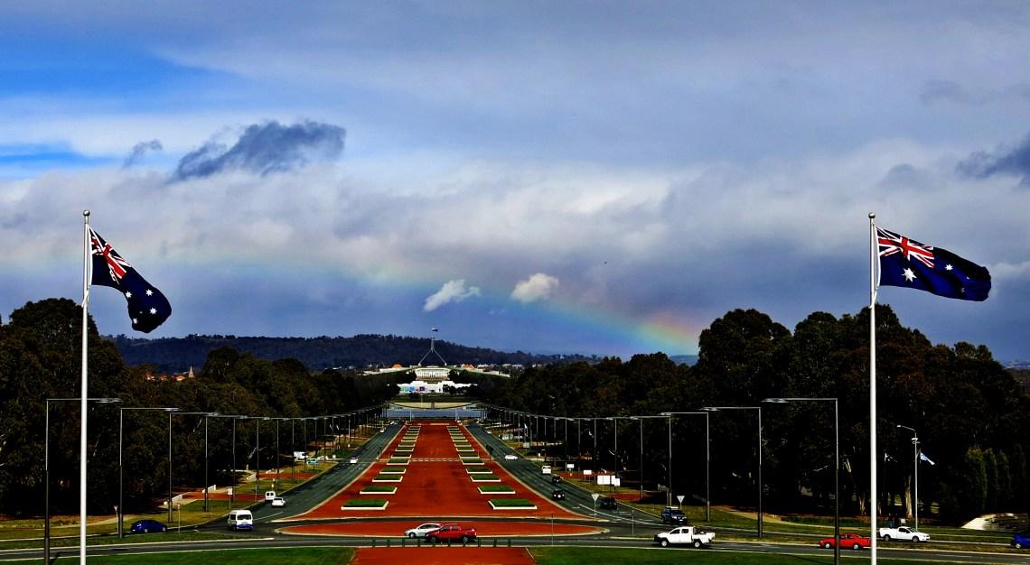 Never Ending Honeymoon   Two days in Canberra, Australia