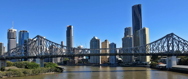The Story Bridge, Brisbane
