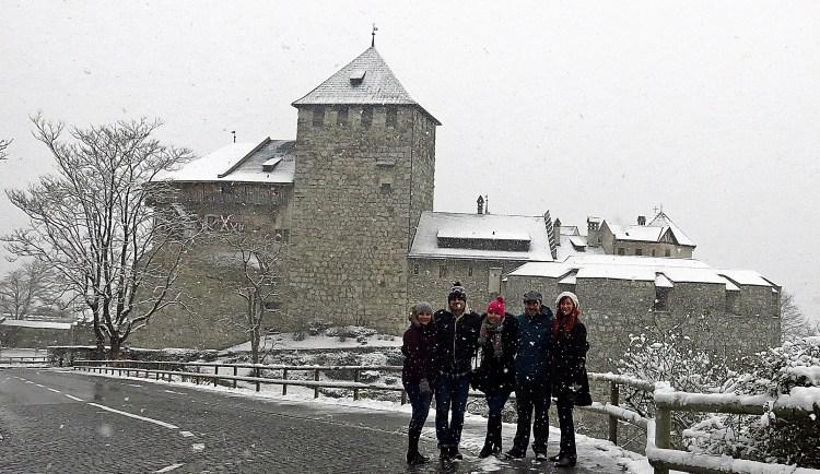 Liechtenstein castle everyone cropped