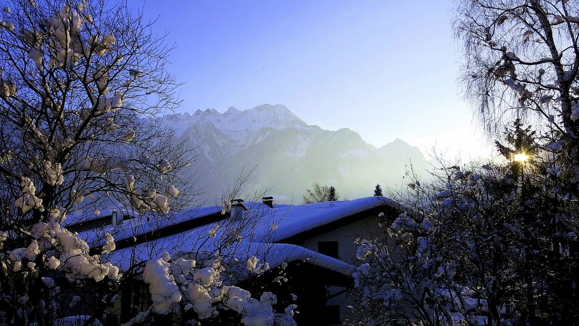 Never Ending Honeymoon | New Year's Eve 2014, Austria