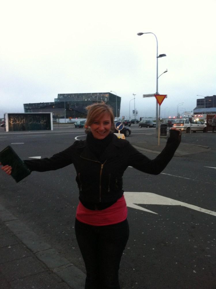 Midnight in Iceland!