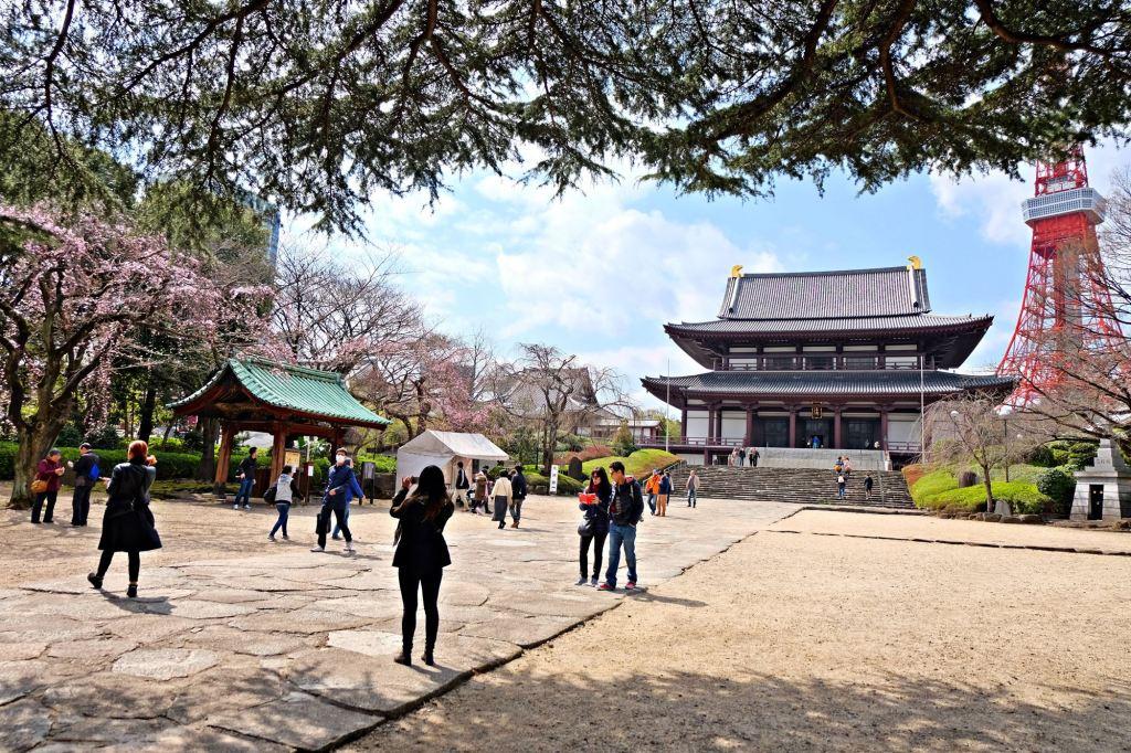Zojyo-ji Temple, Tokyo