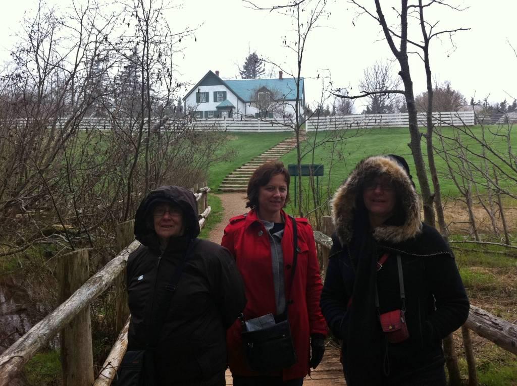 Prince Edward Island Green Gables Sue Kerry Mary