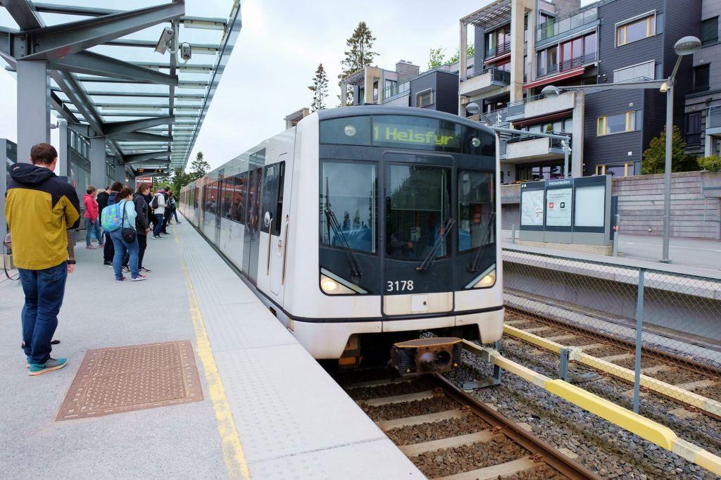 Oslo train