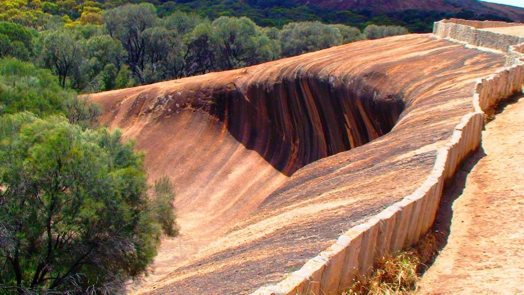 The unique Australian outback