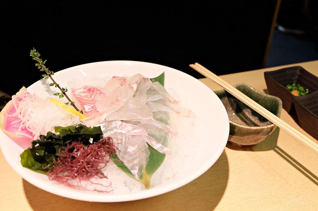 Tokyo Zauo Fish Restaurant Dans fish