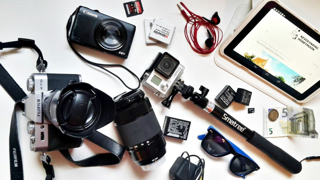 Choosing A Travel Camera Compact Gopro Or Mirrorless Never Action Sportcam Non Wifi Kamera 4k Ending Honeymoon