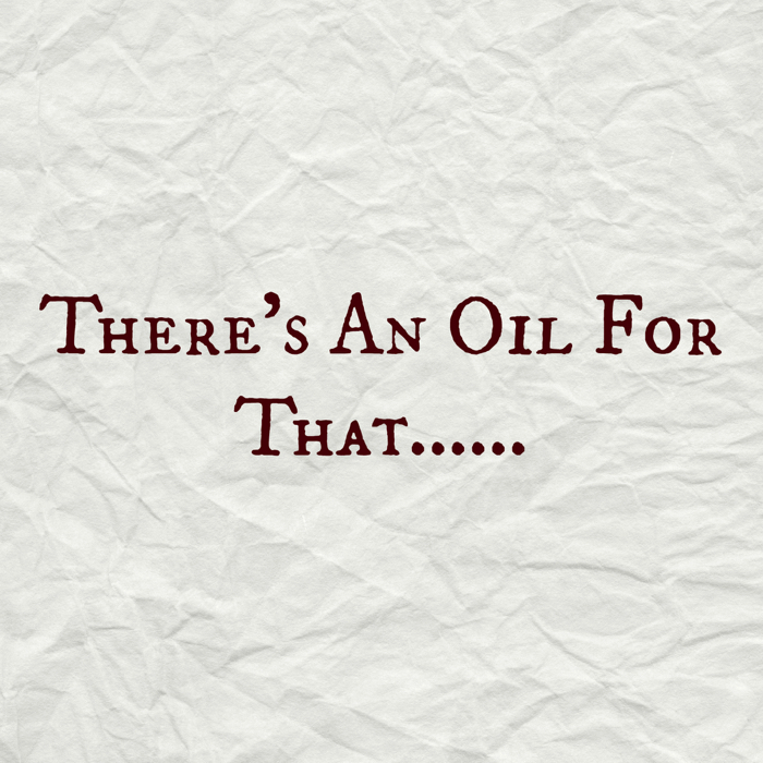 There's An Oil For That: Essential Oils and The First Aid