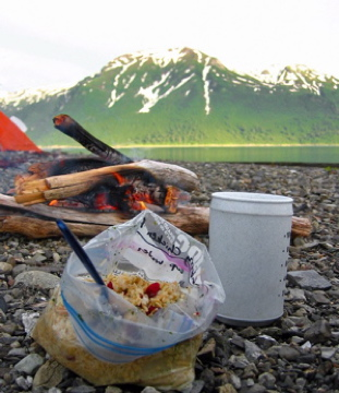 Two Backpacking and Prepping Pasta Recipes