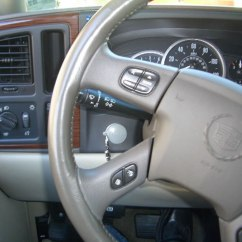 1999 Cadillac Deville Wiring Diagram Whole Home Dvr 02 Escalade Steering Wheel Control Removal?