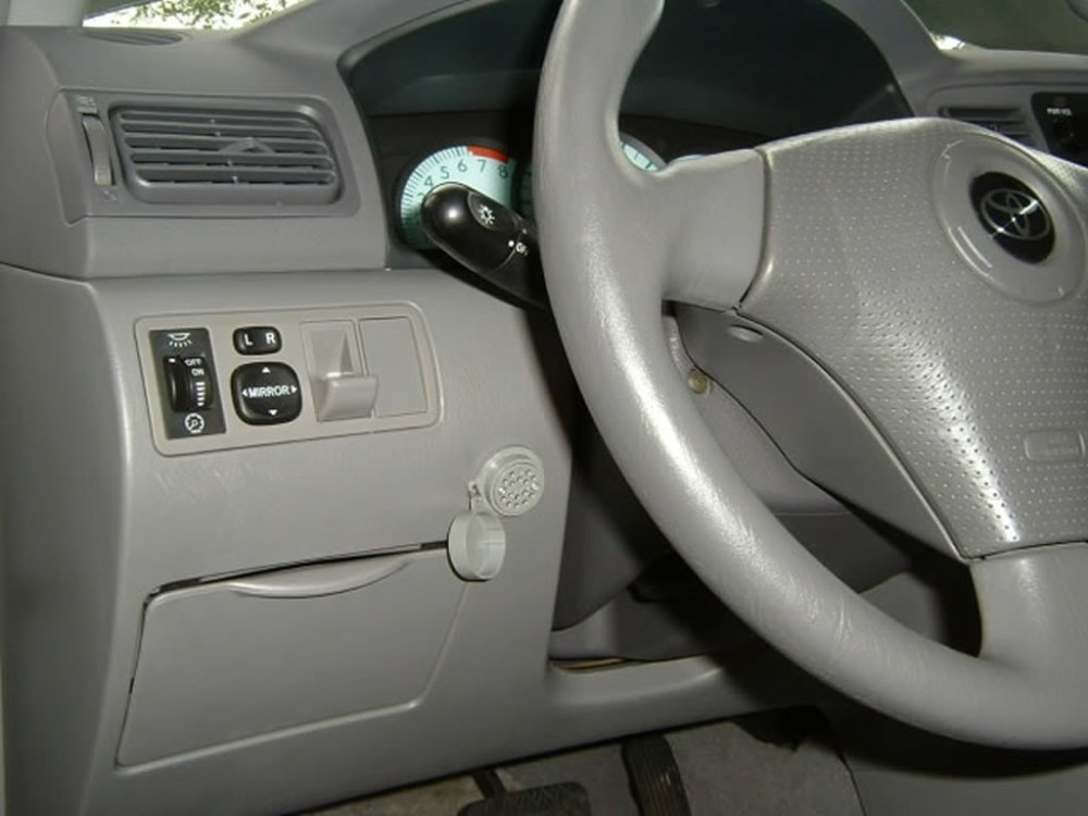 medium resolution of 2003 toyota corolla with ravelco instaled