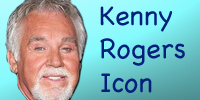 Throwback! When Kenny Rogers was mentioned in ep 623, Mike Schmidt wondered if there was a Kenny Rogers icon, so I made one. I knew I'd get to use it again some day!