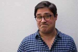 Rich Sommer, just back from Malaysia