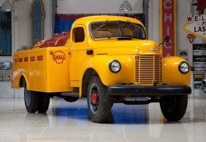 Jay's Shell International Truck