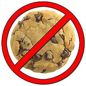 no cookies