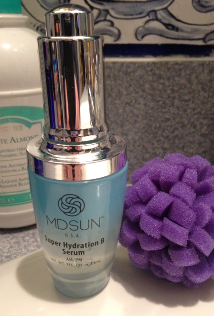 MDSun Super Hydration B Serum neversaydiebeauty.com @redAllison