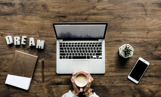 Starting a blog for the first time