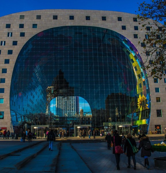 Free Places to visit in Rotterdam