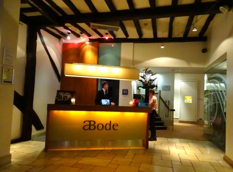 ABode Check-In