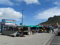 Fishing Harbour of Hout Bay