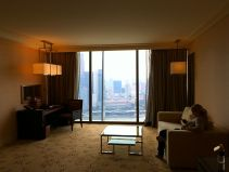 Marina Bay Sands Hotel, Deluxe Room