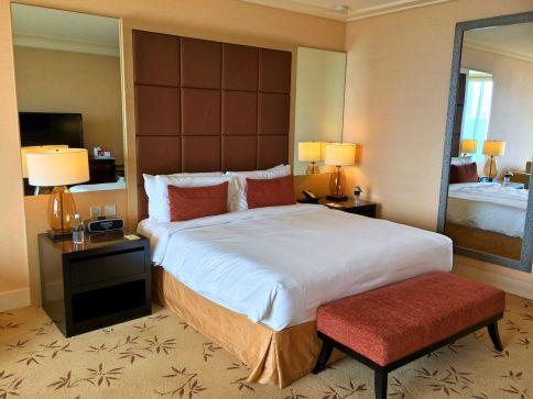 Marina Bay Sands Hotel, Deluxe Room