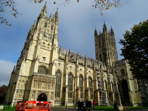 Cathedral of Canterbury