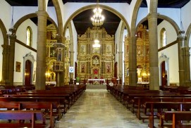 Iglesia de Nuestra Senora de la Pena Francia
