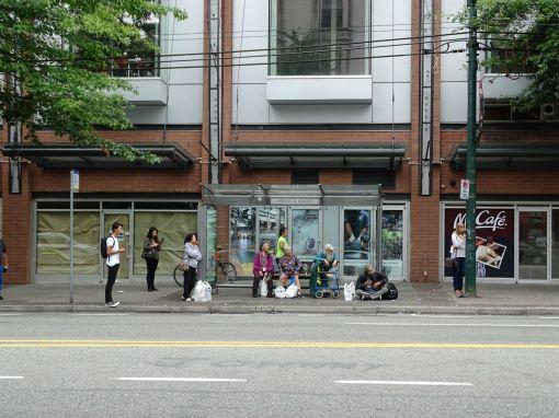 W Pender Street