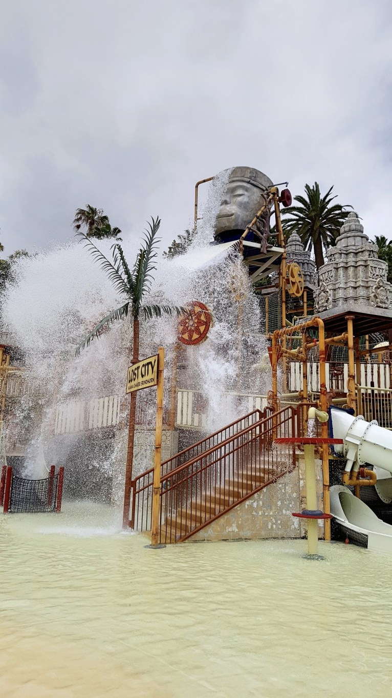 Siam Park - The Lost City