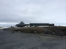 North Cape Visitor Center