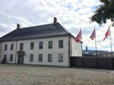 Bergenhus Castle