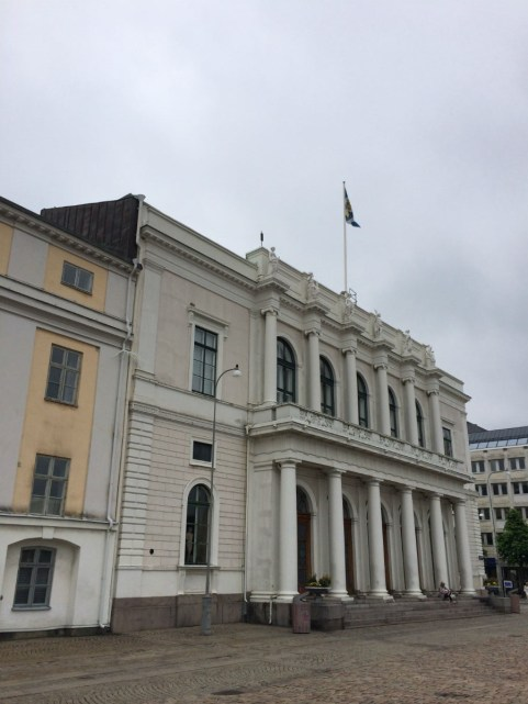 Bourse Gothenburg