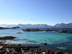 En Route to Henningsvær