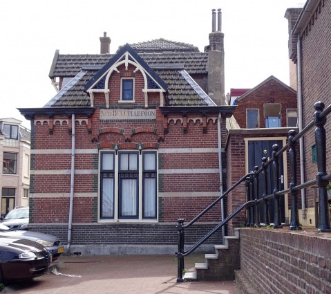 Old Ijmuiden - Bell House