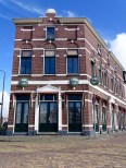 Old Ijmuiden - Oldest Café from 1896