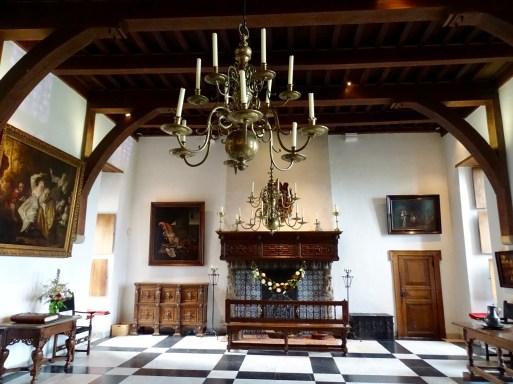 Muiderslot - Knights Hall