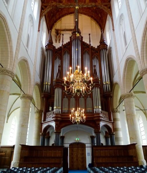 De Grote Kerk Grand Organ
