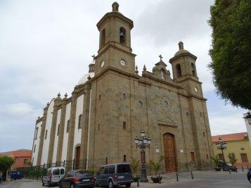 Iglesia de San Sebastián, Agüimes